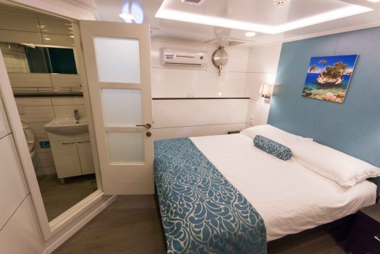 MS Admiral - Double Cabin