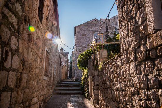 Hvar - Hvar Old Town