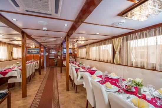 MS Princess Aloha Restaurant