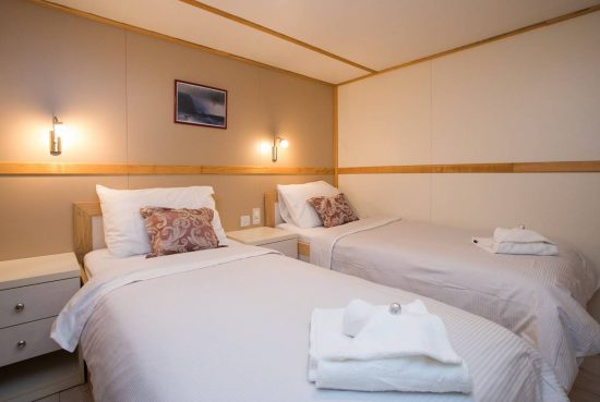 MS Adriatic Pearl - Twin Cabin