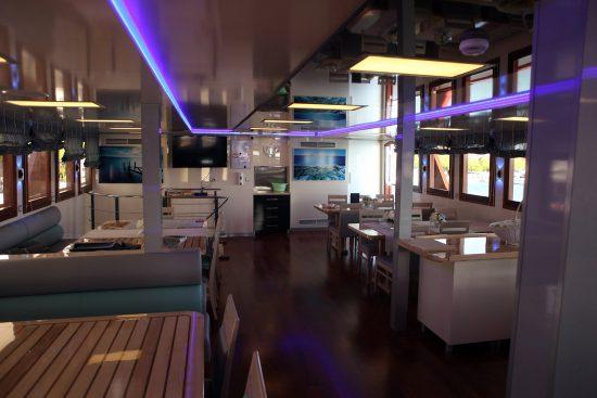 MS Paradise Restaurant