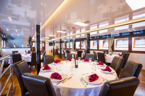 MS Adriatic Princess - Restaurant