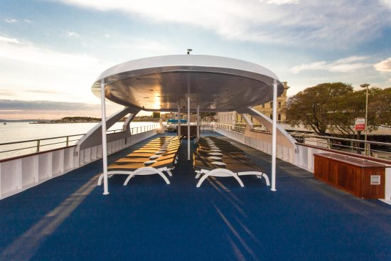 MS Maritimo Sun Deck
