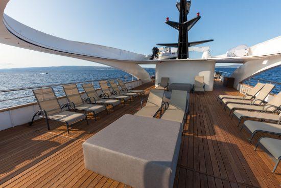 MS Bella Sun Deck