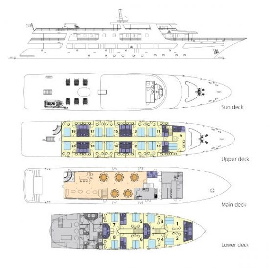Deck Plan_MS Ave Maria